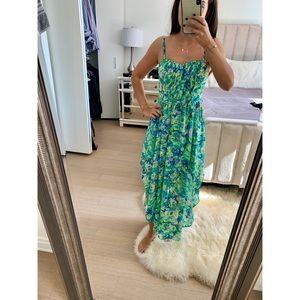 Em Creme (Nordstrom) Floral Dress